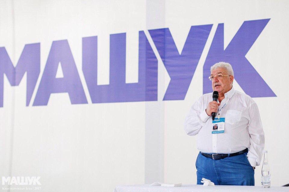 Корреспондент  Михаил Гусман посетил молодежный форум «Машук-2017»